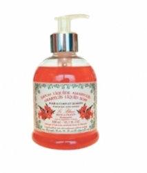 Savon Liquide Parfum Amaryllis Création Leblanc