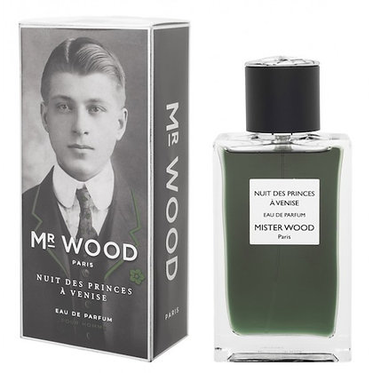 Parfum Mister Wood Senteur Nuit des Princes à Venise