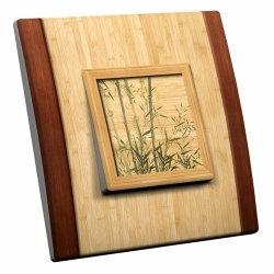 intérrupteur Décoratif Modèle Bambou