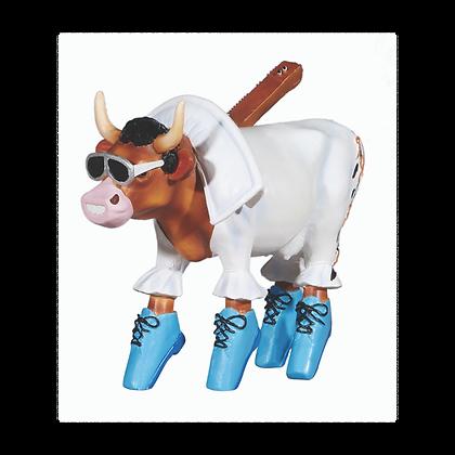 Vache Cow Parade Moyen Modèle Rock 'n Roll