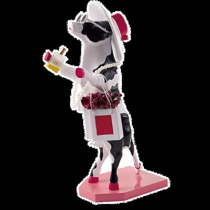 Vache Cow Parade Grand Modèle Alphadite
