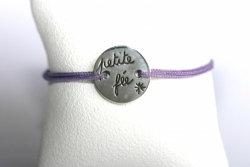 Bracelet En Argent Massif Petite Fée Mon Cadeau Préféré
