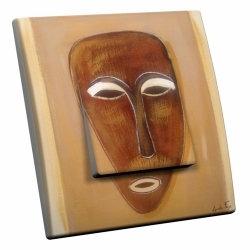 intérrupteur Décoratif Modèle Mask