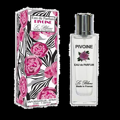 Eau de Parfum Leblanc 50 ML Senteur Pivoine