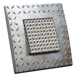 intérrupteur Décoratif Modèle Labyrinthe