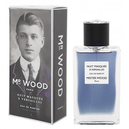 Parfum Mister Wood Senteur Nuit Masquée à Versailles
