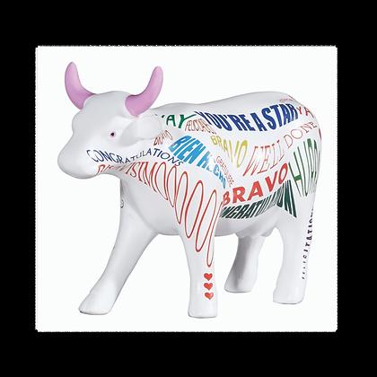 Vache Cow Parade Moyen Modèle Bravisimoo