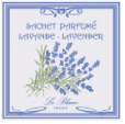 3 Sachets Parfumés Lavande Leblanc-France