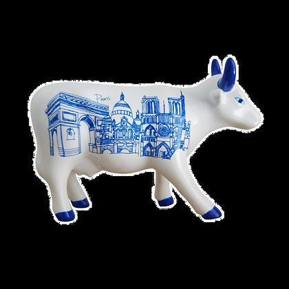 Vache Cow Parade Moyen Modèle Paris Cow