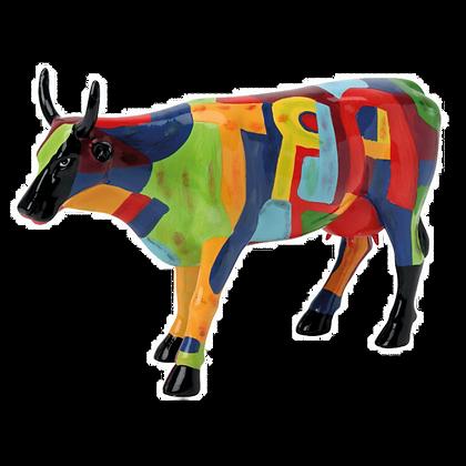 Vache Cow Parade Grand Modèle Art of America