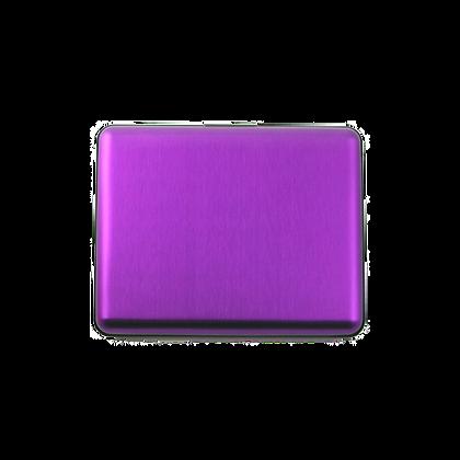 Portefeuille Ogon Design Gamme Aluminium Classique Purple