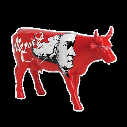 Vache Cow Parade Grand Modèle Moozart