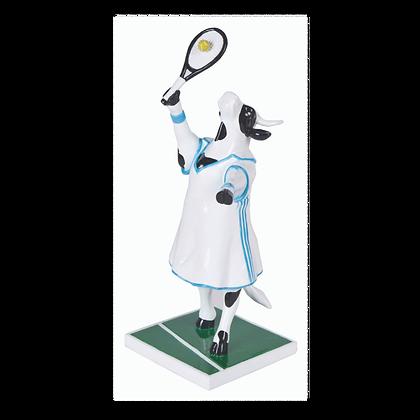 Vache Cow Parade Moyen Modèle Tennis Cow