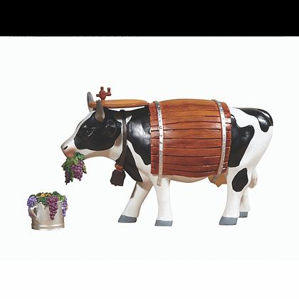 Vache Cow Parade Moyen Modèle Clarabelle The Wine