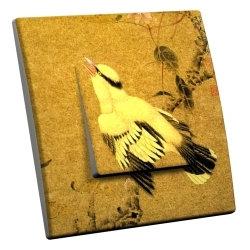 intérrupteur Décoratif Modèle Oiseau