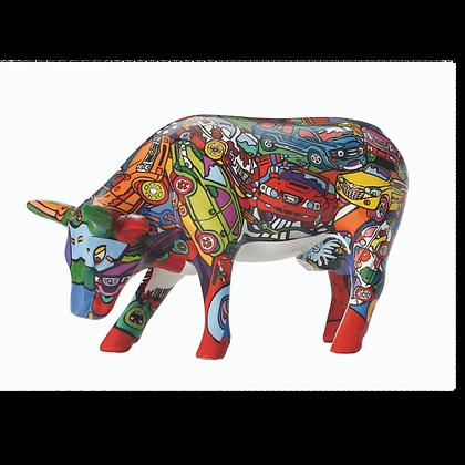 Vache Cow Parade Moyen Modèle Brenner