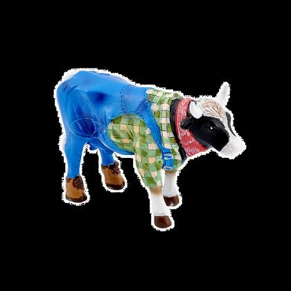 Vache Cow Parade Petit Modèle Farmer Cow