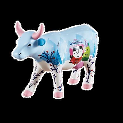 Vache Cow Parade Moyen Modèle Bariloche