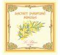 3 Sachets Parfumés Mimosa Leblanc-France