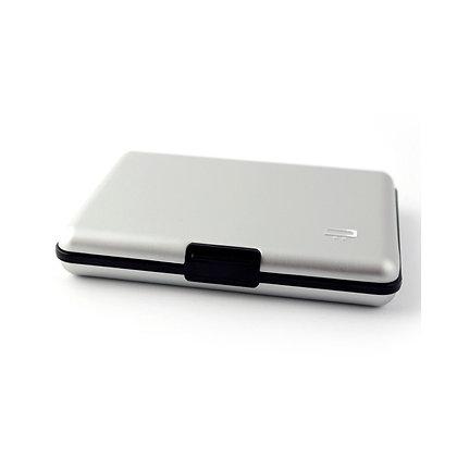 Portefeuille Ogon Design Gamme Aluminium Classique Silver