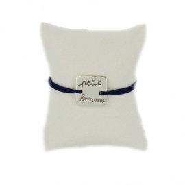 Bracelet Petit Homme Argent Massif Mon Cadeau Préféré