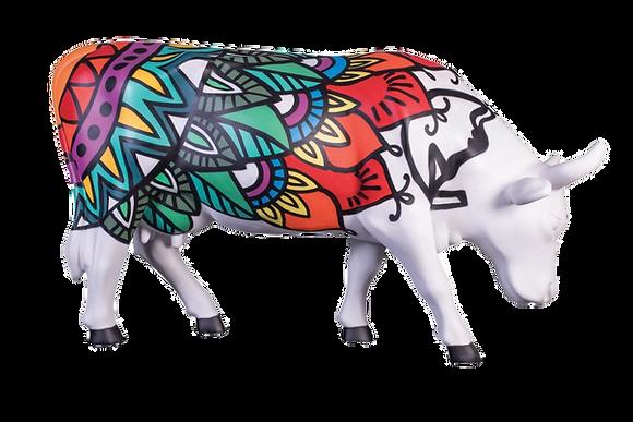 Vache Cow Parade Grand Modèle  Iracema de Luz