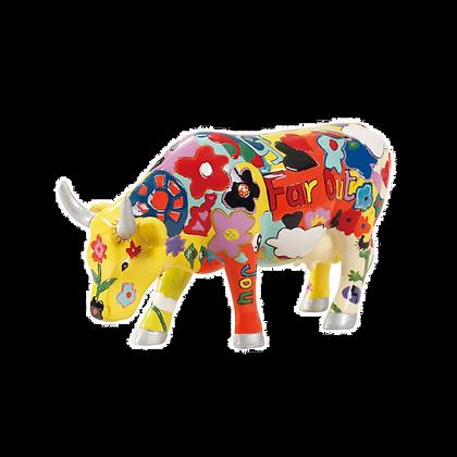 Vache Cow Parade Moyen Modèle Groovy Moo
