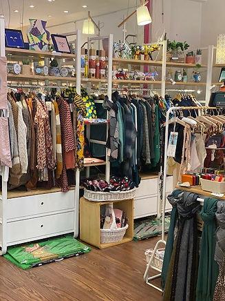 Rayons vêtement / Mode boutique Rêves de Fées