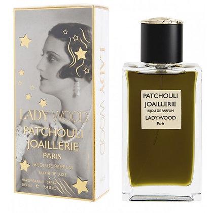 Parfum Lady Wood Senteur Patchouli Joaillerie