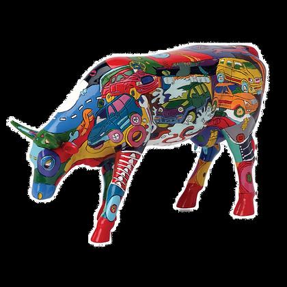 Vache Cow Parade Grand Modèle Brenner Motor
