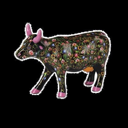 Vache Cow Parade Moyen Modèle Flower Power
