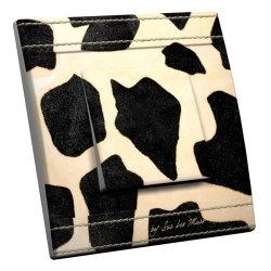 intérrupteur Décoratif Modèle Vache