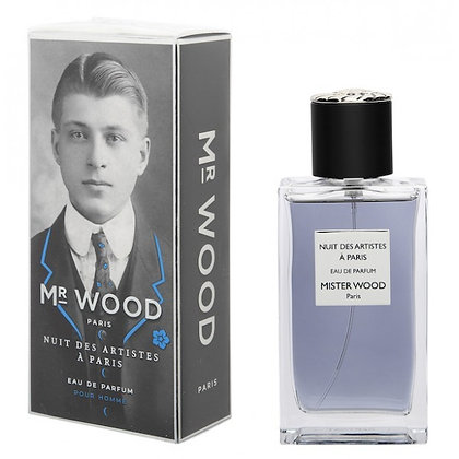 Parfum Mister Wood Senteur Nuit des Artistes à Paris
