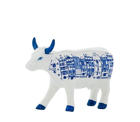 Vache Cow Parade Moyen Modèle Amsterdam Cow