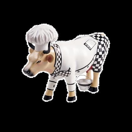Vache Cow Parade Moyen Modèle Chef Cow