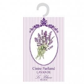 3 Cintres Parfumés Création Leblanc Modèle Lavande