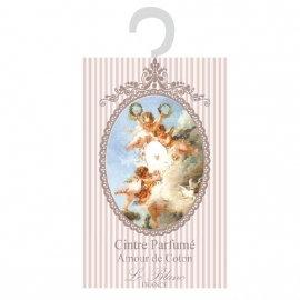 3 Cintres Parfumés Création Leblanc Modèle Amour de Coton