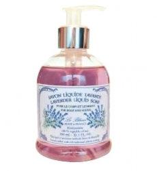 Savon Liquide Parfum Lavande Creation Leblanc