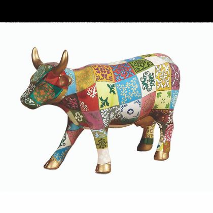 Vache Cow Parade Moyen Modèle Princess Leticia