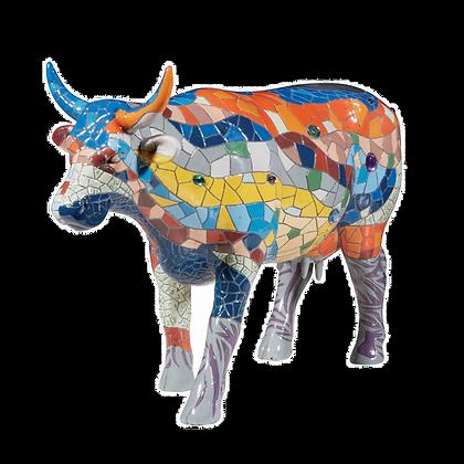 Vache Cow Parade Grand Modèle Barcelona