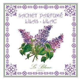 3 Sachets Parfumés Lilas Leblanc-France
