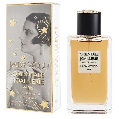 Parfum Lady Wood Senteur Oriental Joaillerie