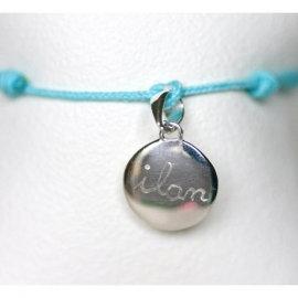 Bracelet Mini Médaille Personnalisée Mon Cadeau Préféré