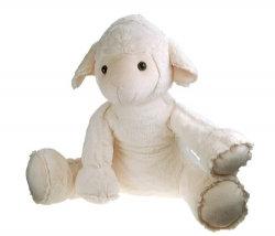 Doudou Les Petites Marie Le Mouton Bichon