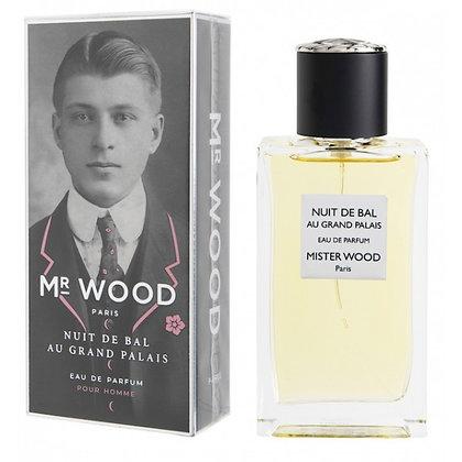 Parfum Mister Wood Senteur Nuit de Bal au Grand Palais