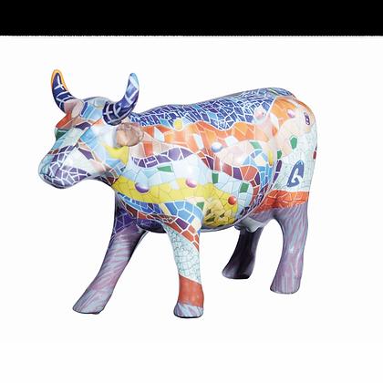 Vache Cow Parade Moyen Modèle Barcelona
