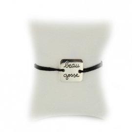 Bracelet Beau Gosse Argent Massif Mon Cadeau Préféré