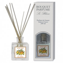 Bouquet Parfumé Le Blanc Senteur Agrumes