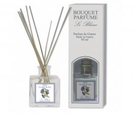 Bouquet Parfumé Le Blanc Senteur Iris Poudre de Riz