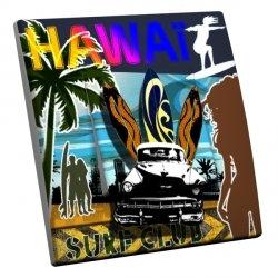 intérrupteur Décoratif Modèle Hawai